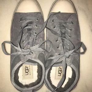 UGG Australia Evera Suede Sneakers